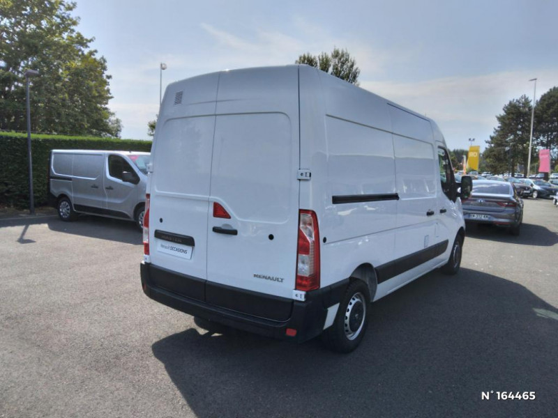 Renault Master F3500 L2H1 2.3 dCi 170ch energy Grand Confort Euro6 Blanc occasion à Deauville - photo n°6