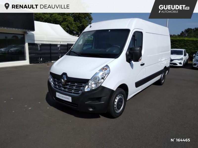 Renault Master F3500 L2H1 2.3 dCi 170ch energy Grand Confort Euro6 Blanc occasion à Deauville
