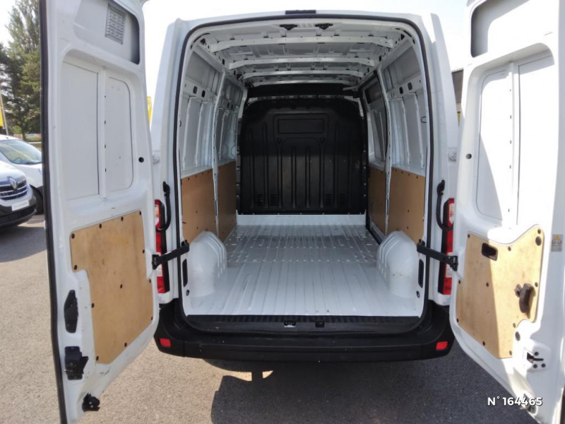 Renault Master F3500 L2H1 2.3 dCi 170ch energy Grand Confort Euro6 Blanc occasion à Deauville - photo n°14