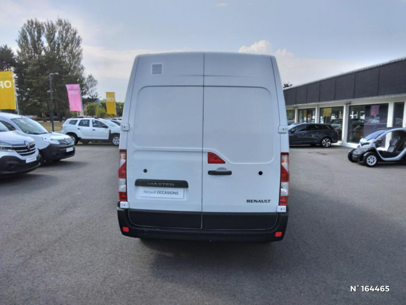 Renault Master F3500 L2H1 2.3 dCi 170ch energy Grand Confort Euro6 Blanc occasion à Deauville - photo n°3