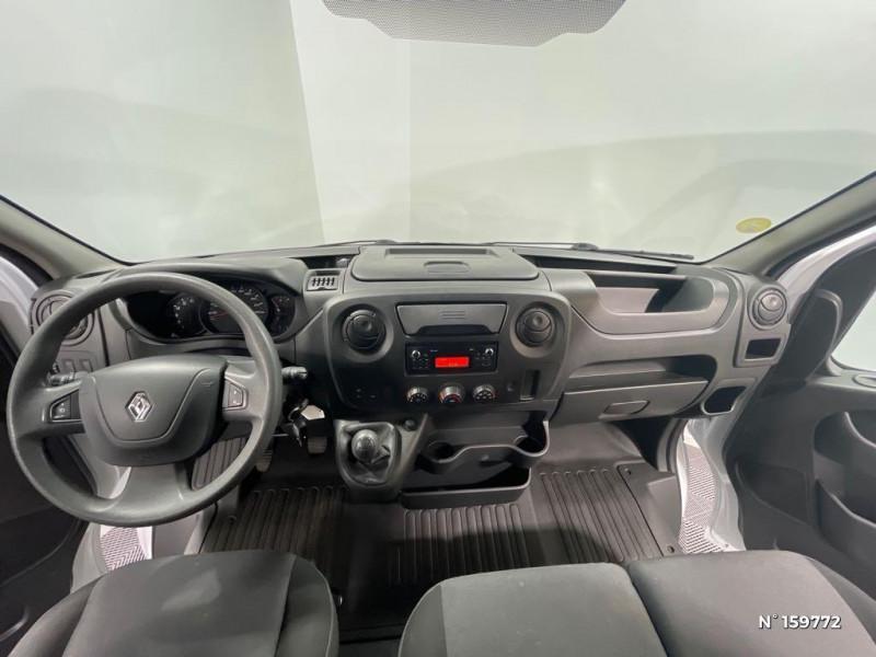 Renault Master F3500 L2H3 2.3 dCi 130ch Grand Confort Euro6 Blanc occasion à Évreux - photo n°10