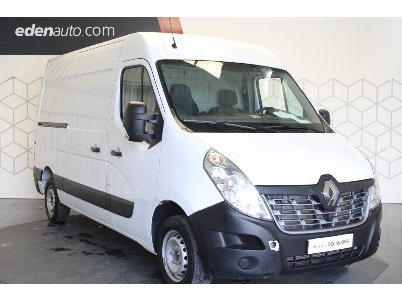 Renault Master FOURGON FGN L2H2 3.3t 2.3 dCi 130 E6 GRAND CONFORT Blanc occasion à TARBES - photo n°11