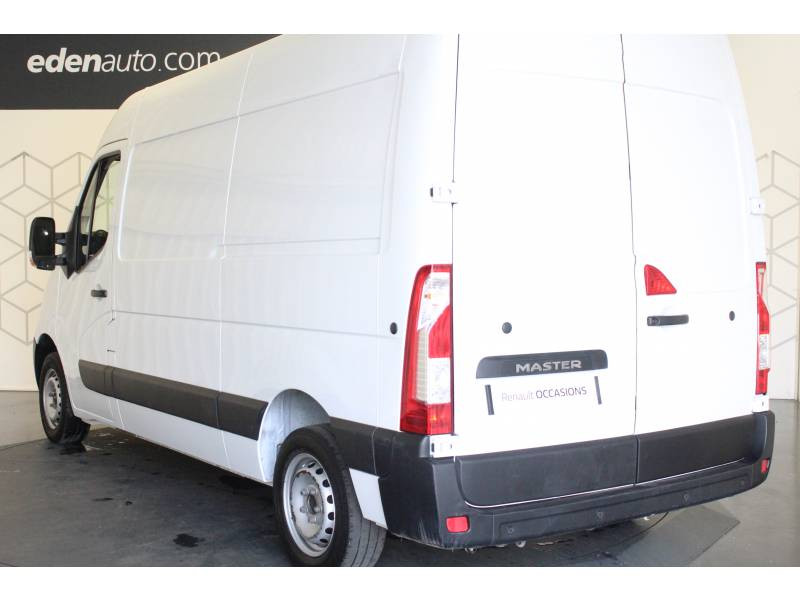 Renault Master FOURGON FGN L2H2 3.3t 2.3 dCi 130 E6 GRAND CONFORT Blanc occasion à TARBES - photo n°10