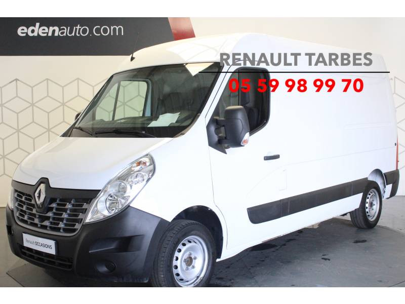 Renault Master FOURGON FGN L2H2 3.3t 2.3 dCi 130 E6 GRAND CONFORT Blanc occasion à TARBES