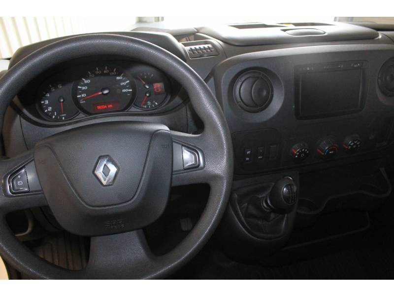Renault Master FOURGON FGN L2H2 3.3t 2.3 dCi 130 E6 GRAND CONFORT Blanc occasion à TARBES - photo n°8