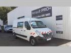 Renault Master FOURGON FGN L2H2 3.5t 2.3 dCi 145 ENERGY E6 GRAND CONFORT Blanc à VANNES 56
