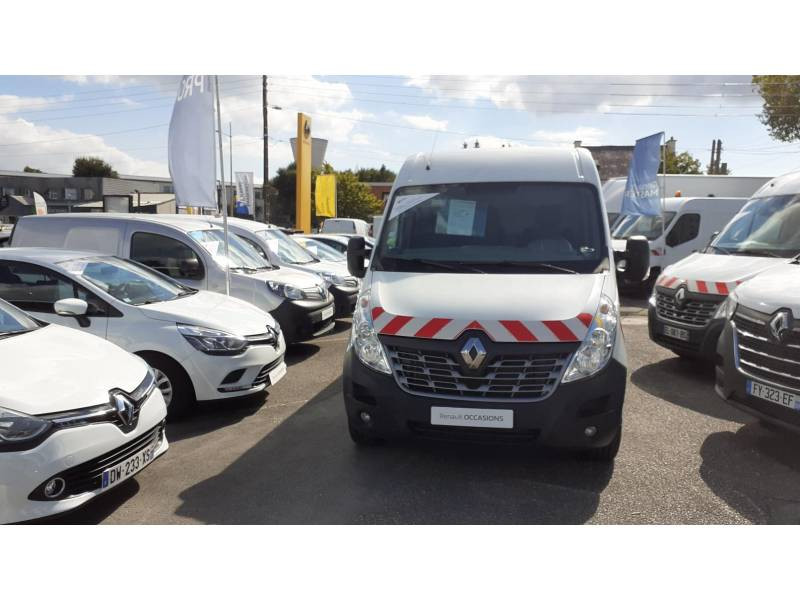 Renault Master FOURGON FGN L3H2 3.5t 2.3 dCi 145 ENERGY E6 GRAND CONFORT Blanc occasion à VANNES - photo n°9