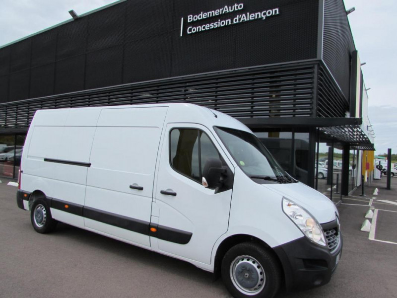 Renault Master FOURGON FGN L3H2 3.5t 2.3 dCi 145 Blanc occasion à VALFRAMBERT