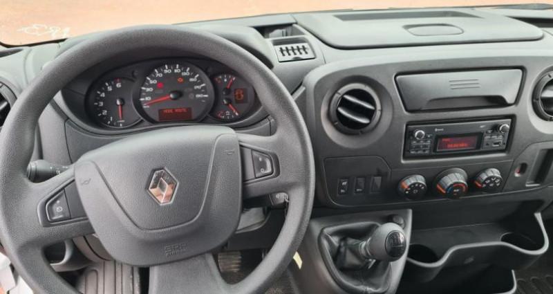 Renault Master GRAND CONFORT 3T5 L2 H2 DCI 130 Blanc occasion à SAINTES - photo n°7