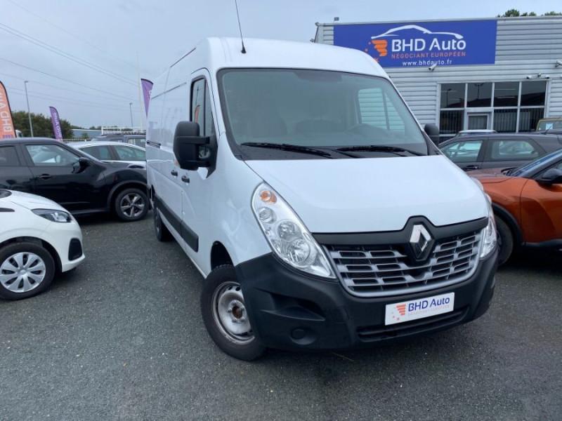 Renault Master occasion 2018 mise en vente à Biganos par le garage BHD AUTO - photo n°1