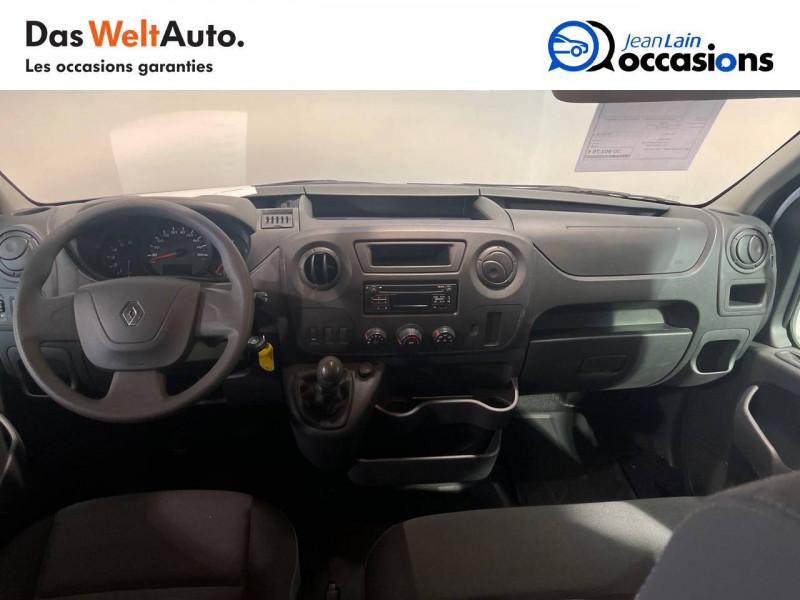 Renault Master MASTER 2.3dCi  L2H1 3.5t 130CH  4p Blanc occasion à Seynod - photo n°18