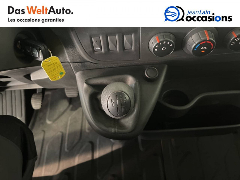 Renault Master MASTER 2.3dCi  L2H1 3.5t 130CH  4p Blanc occasion à Seynod - photo n°13