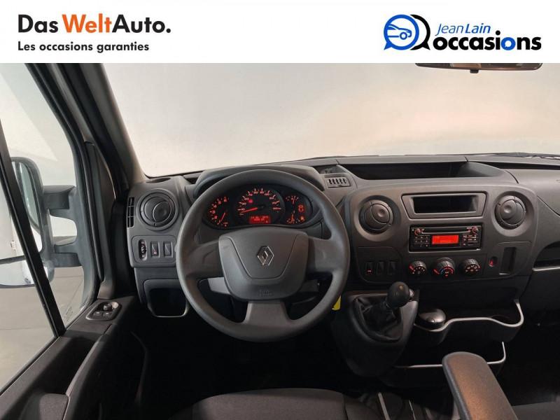 Renault Master MASTER 2.3dCi  L2H1 3.5t 130CH  4p Blanc occasion à Seynod - photo n°11