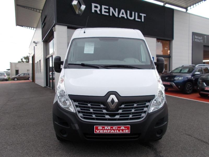 Renault Master MASTER FGN L2H2 3.3t 2.3 dCi 130 E6 GRAND CONFORT Blanc occasion à Bessières - photo n°2