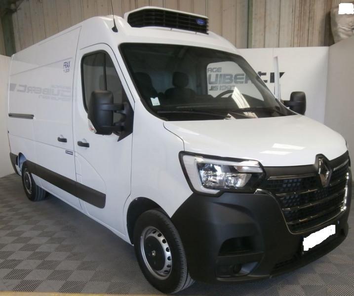 Renault Master occasion 2021 mise en vente à Biganos par le garage BHD AUTO - photo n°1