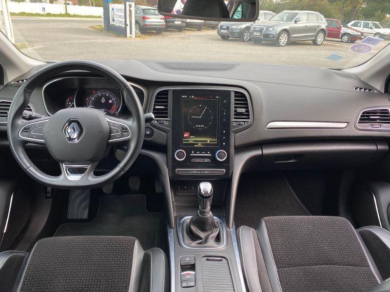Renault Megane Estate 1.2 TCe 130ch energy Intens Gris occasion à Castelmaurou - photo n°6