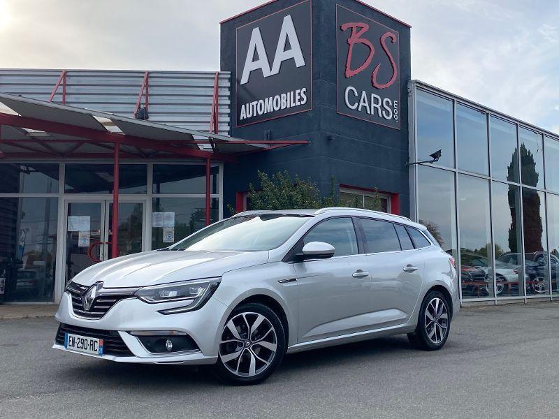 Renault Megane Estate occasion 2016 mise en vente à Castelmaurou par le garage BS CARS.COM - photo n°1