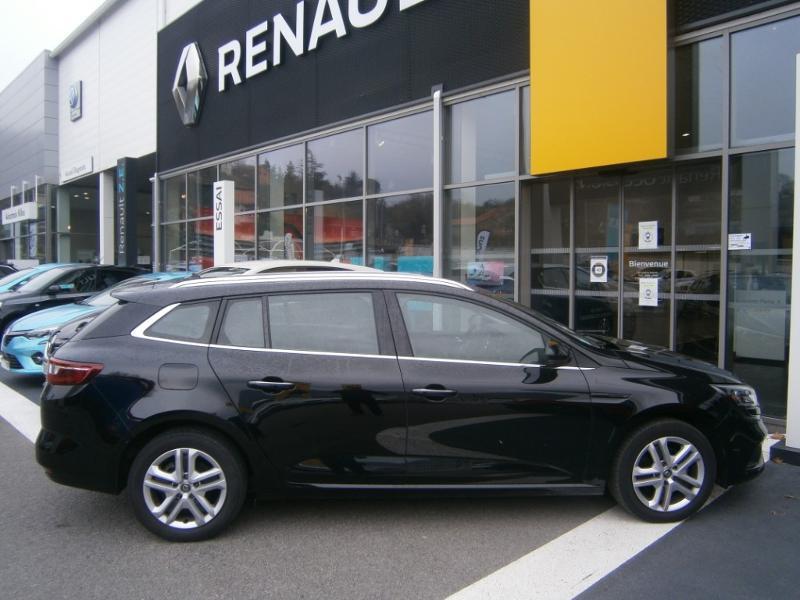 Renault Megane Estate 1.5 Blue dCi 115ch Business Noir occasion à Millau - photo n°4