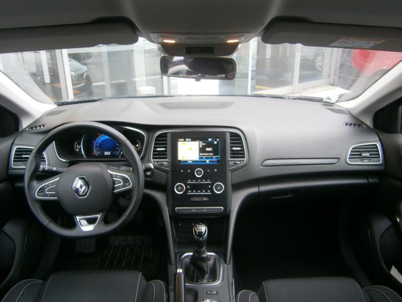 Renault Megane Estate 1.5 Blue dCi 115ch Business Noir occasion à Millau - photo n°9