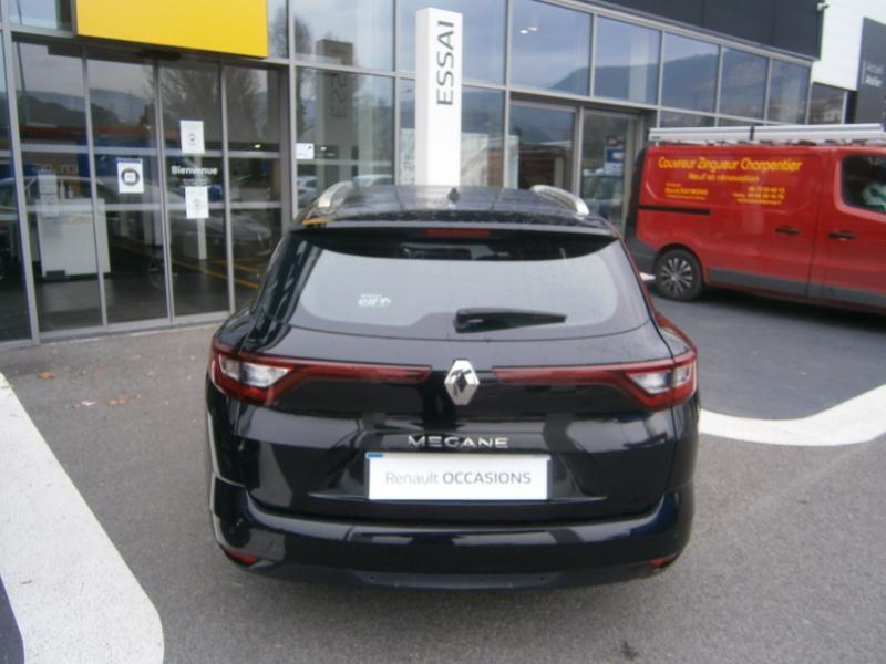 Renault Megane Estate 1.5 Blue dCi 115ch Business Noir occasion à Millau - photo n°6