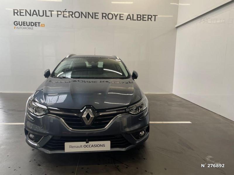 Renault Megane Estate 1.5 Blue dCi 115ch Business Gris occasion à Péronne - photo n°2