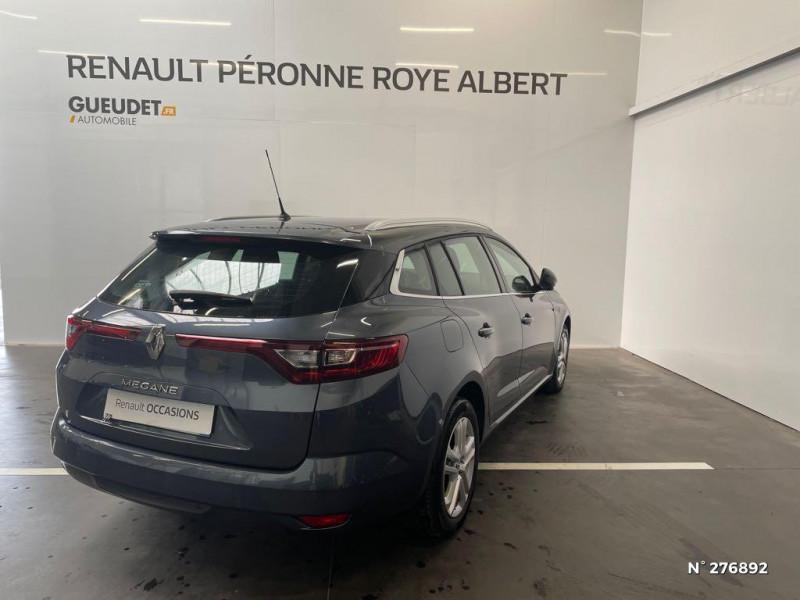 Renault Megane Estate 1.5 Blue dCi 115ch Business Gris occasion à Péronne - photo n°6