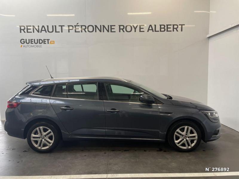 Renault Megane Estate 1.5 Blue dCi 115ch Business Gris occasion à Péronne - photo n°7