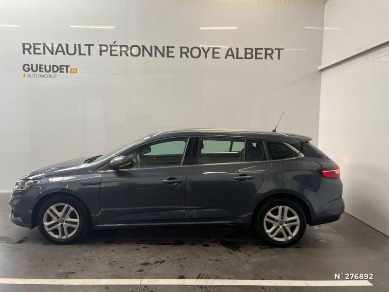 Renault Megane Estate 1.5 Blue dCi 115ch Business Gris occasion à Péronne - photo n°8