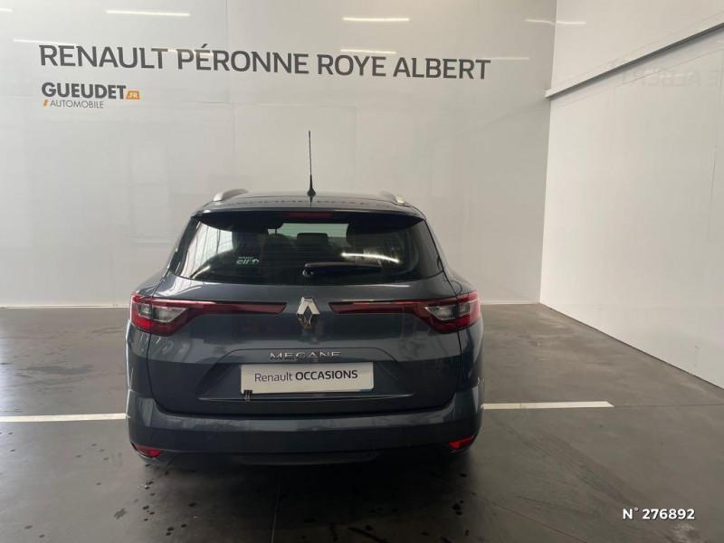 Renault Megane Estate 1.5 Blue dCi 115ch Business Gris occasion à Péronne - photo n°3