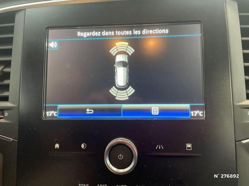Renault Megane Estate 1.5 Blue dCi 115ch Business Gris occasion à Péronne - photo n°13