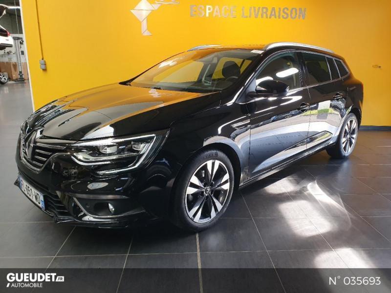 Renault Megane Estate 1.5 Blue dCi 115ch Intens EDC Noir occasion à Saint-Maximin