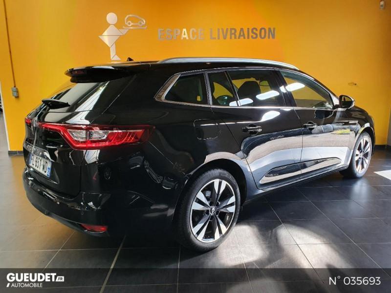 Renault Megane Estate 1.5 Blue dCi 115ch Intens EDC Noir occasion à Saint-Maximin - photo n°6