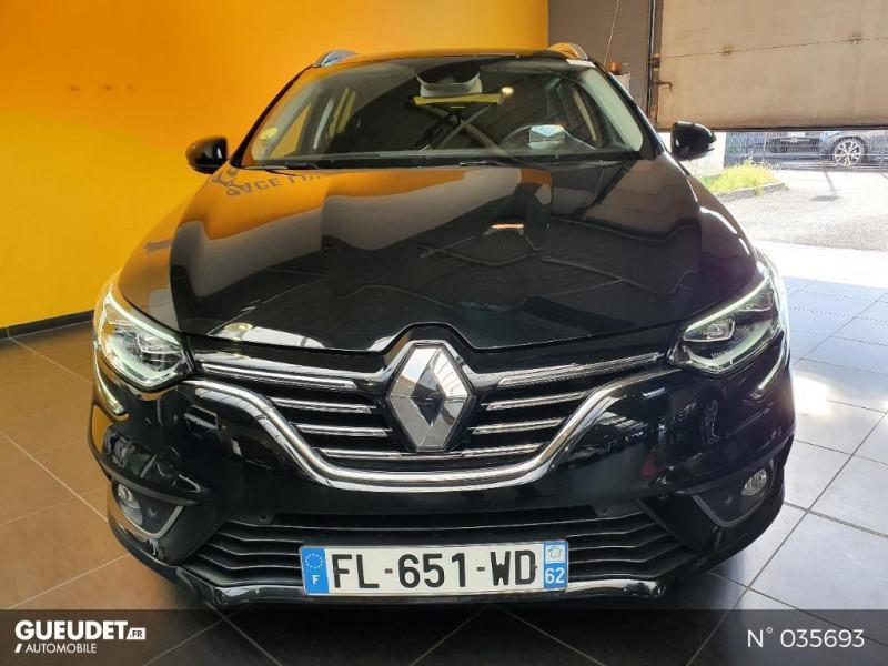 Renault Megane Estate 1.5 Blue dCi 115ch Intens EDC Noir occasion à Saint-Maximin - photo n°2