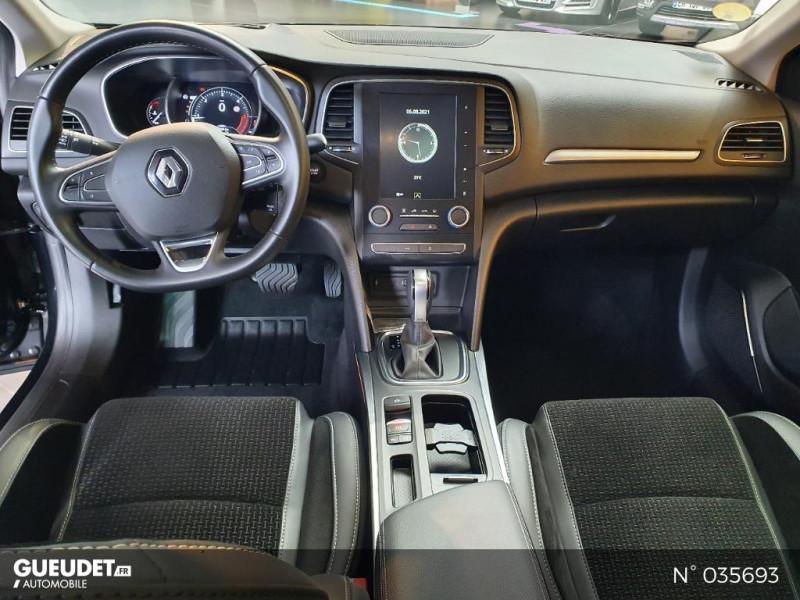 Renault Megane Estate 1.5 Blue dCi 115ch Intens EDC Noir occasion à Saint-Maximin - photo n°10