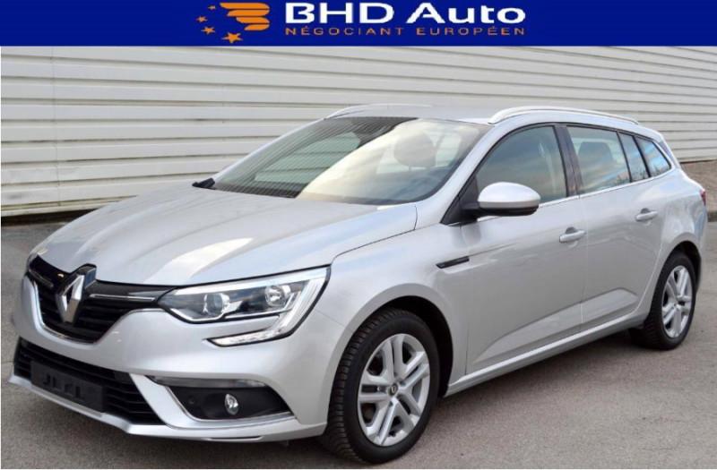 Renault Megane Estate occasion 2018 mise en vente à Biganos par le garage BHD AUTO - photo n°1