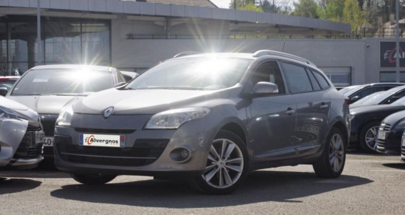 Renault Megane Estate III ESTATE 1.9 DCI 130 FAP XV DE FRANCE Gris occasion à Chambourcy