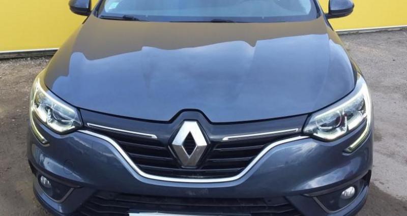 Renault Megane Estate IV BUSINESS Estate dCi 110 Energy EDC Gris occasion à Fontenay-le-vicomte - photo n°2