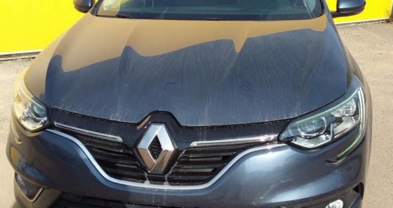 Renault Megane Estate IV BUSINESS Estate dCi 110 Energy Gris occasion à Fontenay-le-vicomte - photo n°2