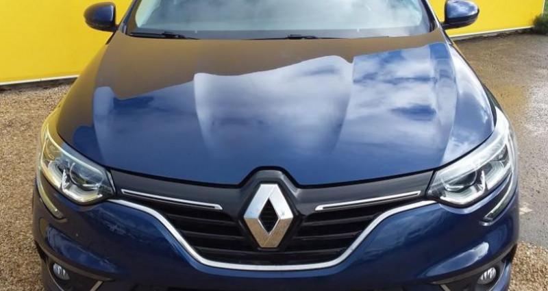 Renault Megane Estate IV BUSINESS Estate dCi 110 Energy Bleu occasion à Fontenay-le-vicomte - photo n°2