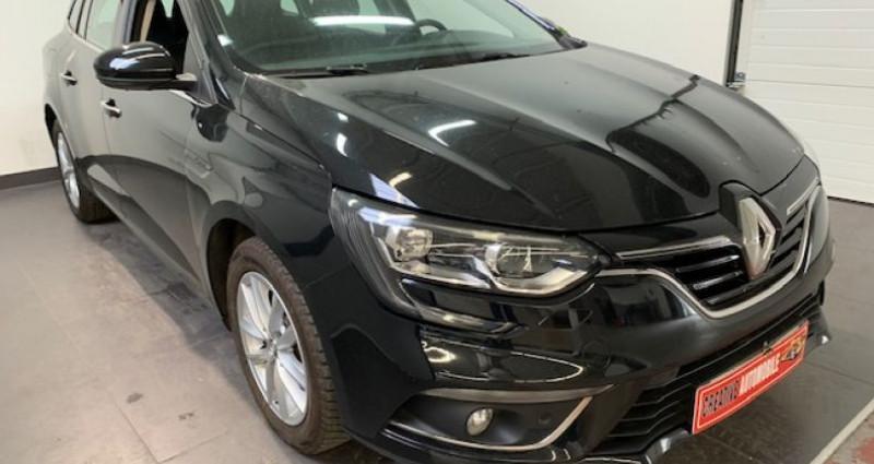 Renault Megane Estate IV ESTATE 1.2 TCe 130 CV 2018 BVA Noir occasion à COURNON D'AUVERGNE - photo n°3