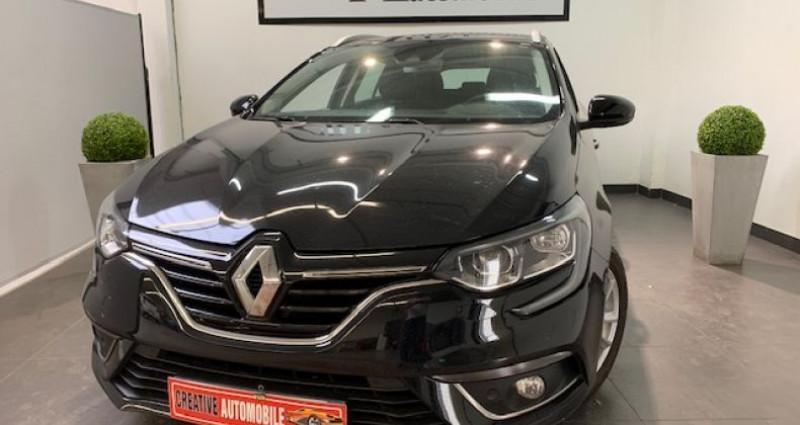 Renault Megane Estate IV ESTATE 1.2 TCe 130 CV 2018 BVA Noir occasion à COURNON D'AUVERGNE