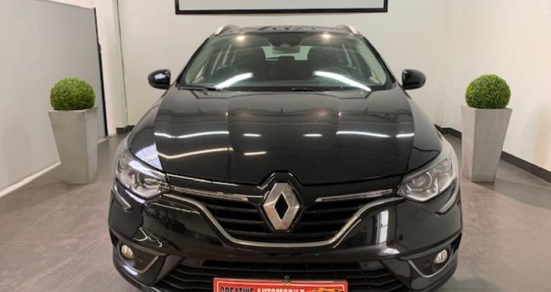 Renault Megane Estate IV ESTATE 1.2 TCe 130 CV 2018 BVA Noir occasion à COURNON D'AUVERGNE - photo n°2