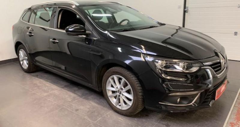 Renault Megane Estate IV ESTATE 1.2 TCe 130 CV 2018 BVA Noir occasion à COURNON D'AUVERGNE - photo n°6