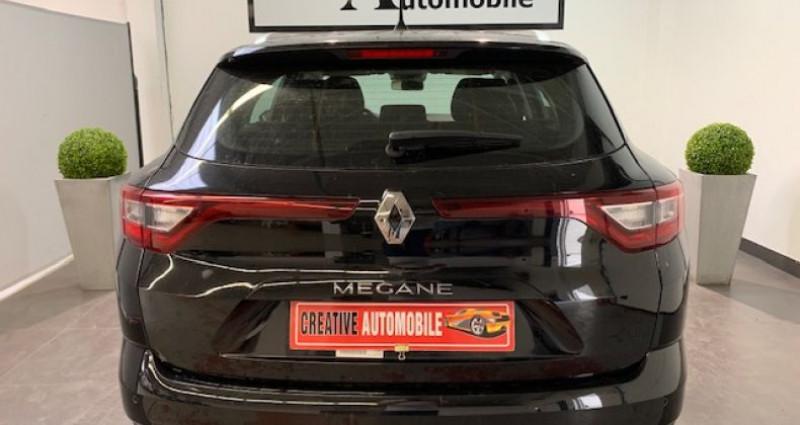 Renault Megane Estate IV ESTATE 1.2 TCe 130 CV 2018 BVA Noir occasion à COURNON D'AUVERGNE - photo n°7