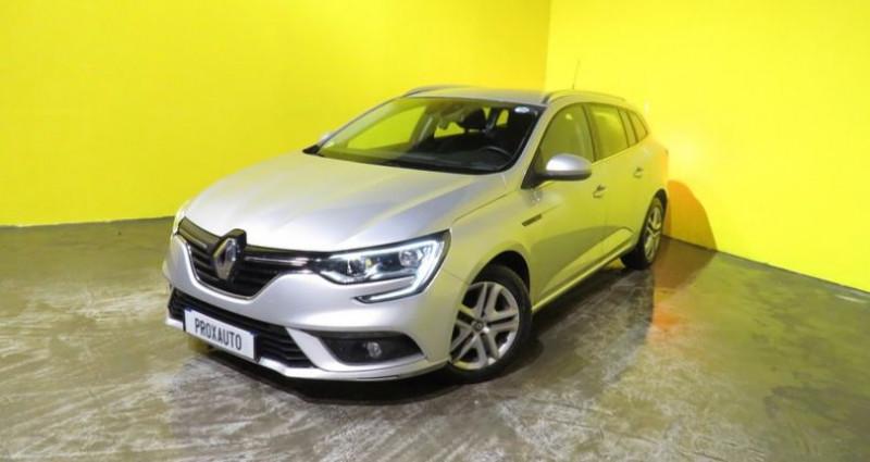 Renault Megane Estate IV Estate 1.5 dCi 110ch energy EDC Business Gris occasion à Fontenay-le-vicomte