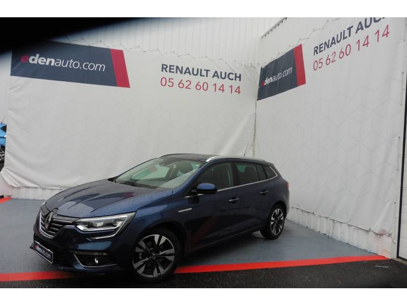 Renault Megane Estate IV ESTATE Blue dCi 115 Intens Bleu occasion à Auch