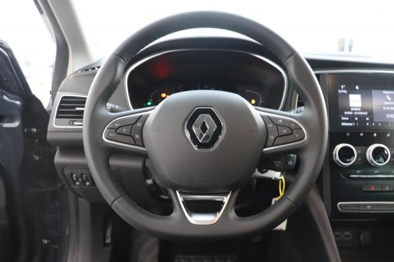 Renault Megane Estate IV ESTATE Blue dCi 115 Zen Gris occasion à Seclin - photo n°10