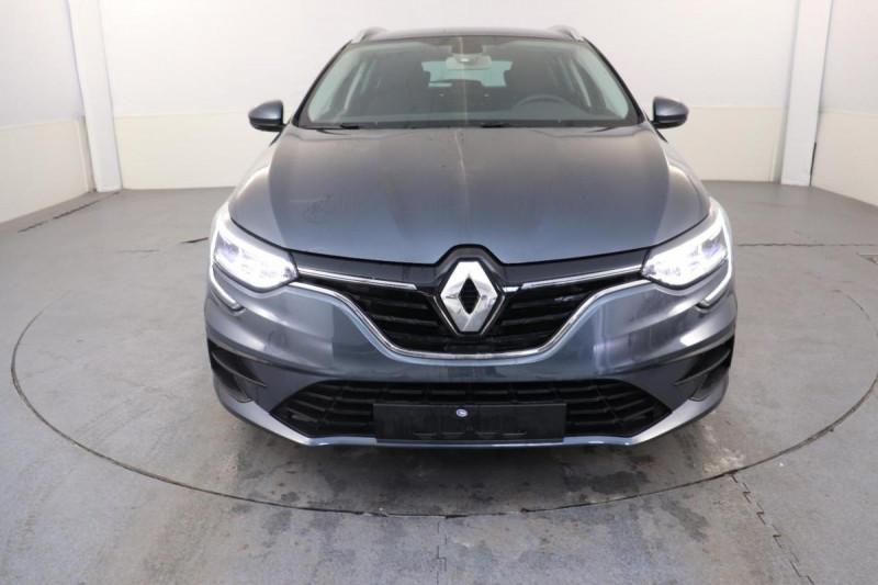 Renault Megane Estate IV ESTATE Blue dCi 115 Zen Gris occasion à Seclin - photo n°2