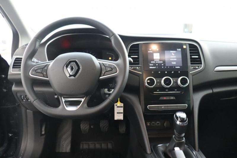 Renault Megane Estate IV ESTATE Blue dCi 115 Zen Gris occasion à Seclin - photo n°4