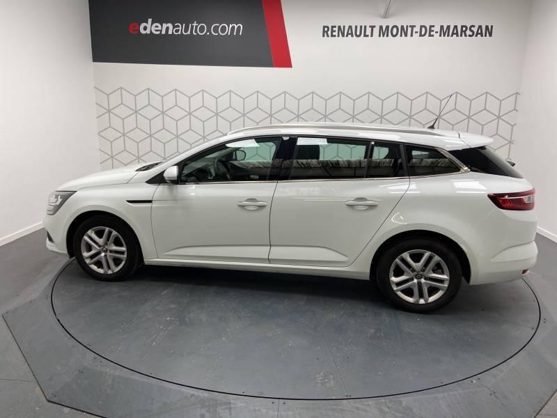 Renault Megane Estate IV ESTATE BUSINESS Blue dCi 115 Blanc occasion à Mont de Marsan - photo n°14